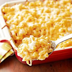 Our Four-Cheese Butternut Squash Macaroni & Cheese is one mac and cheese recipe you can feel good about.) More healthy casserole recipes: food Healthy Casserole Recipes, Vegetarian Recipes, Cooking Recipes, Healthy Recipes, Cooking 101, Cooking Games, Tarta Queso Oreo, Butternut Squash Mac And Cheese, Brunch