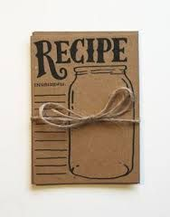 illustrated recipe cards - Google Search