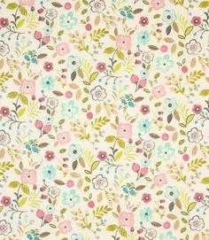 Sweet Briar Fabric in Rose - Just Fabrics http://www.justfabrics.co.uk/curtain-fabric-upholstery/rose-sweet-briar-fabric/