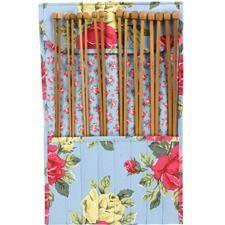 Royal Rose Knitting Needle Roll
