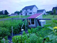 {gardening} Making the Most of One Acre | FROM SCRATCH CLUB