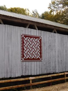 Barn Quilts and the American Quilt Trail. indiana