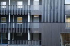 Energy efficient housing, Ingolstadt by Bogevisch Buero