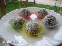 Fotorecept: Makové guľky s TOFU syrom
