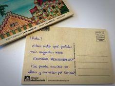 Postals de fusta amb il·lustracions de la ciutat de Barcelona. 10 imatges disponibles. www.editorialmediterrania.com