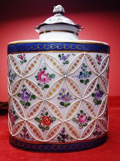 A French c.1830 Silver Mounted Tea Caddy by  Ε.Samson