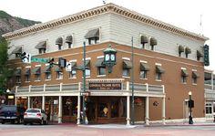 General Palmer Hotel, Durango, CO