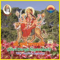 देवी दुर्गा शक्तिरूपा के रूप में सर्वमान्य हैं। वे सर्वव्यापी हैं, समस्त ब्रह्माण्ड के धर्म की स्त्रोत हैं और सत्य की प्रकाशक हैं। 700 मंत्रों वाली दुर्गा सप्तशती सर्वाधिक पढ़ी और सुनी जाने वाली है। भक्तों में परम विश्वासपूर्वक प्रतिष्ठित है कि दुर्गा सप्तशती मनोवांछित फलदायी है। श्री दुर्गा सप्तशती के इस पारम्परिक पाठ को सुनकर इसके अनन्त लाभ उठाने की संस्तुति की जाती है। ऑनलाइन खरीदने के लिए संपर्क करे :- Phone :011-43029315 Durga, Arts And Crafts, Movie Posters, Stuff To Buy, Painting, Film Poster, Painting Art, Paintings, Art And Craft