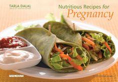 Cookbook - Nutritious recipes for pregnancy