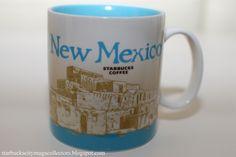 I know it is Starbucks...but I still want it!!    ......Starbucks City Mugs: NEW MEXICO
