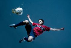 Soccer Kick by stevengorgos, via Flickr