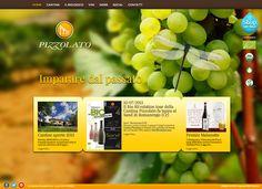 La Cantina Pizzolato - Nuovo sito #cms al naturale per valorizzare i propri #vini #bio. www.lacantinapizzolato.com