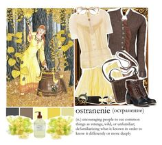 """Linden tree"" by beachan on Polyvore"