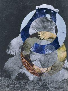 Mowgli omari, colage artist