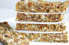 Grain Free Snack bars Paleo/primal
