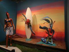 Always a Brunette: Aloha, 2012 Philadelphia Flower Show