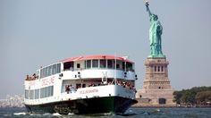 New York City, May 31: Circle Line Sightseeing Liberty Cruise
