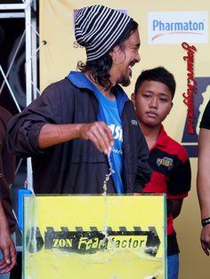 Fear Factor Malaysia #fearfactormy @fearfactormy yesh! I got it!
