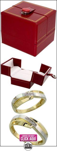 Revoni - Alianza de oro amarillo  ✿ Joyas para hombres especiales - lujo ✿ ▬► Ver oferta: http://comprar.io/goto/B005M2WJVO