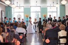 second floor #ceremony @ The Thaxton