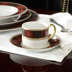 Duke Cup and Saucer - Ralph Lauren Home Dinnerware - RalphLauren.com