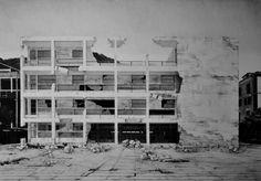 The Casa del Fascio Destruction - www.mario-navarro.com