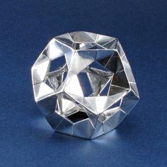 Origami using foil