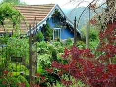 Le Jardin de Berchigranges dans les Vosges