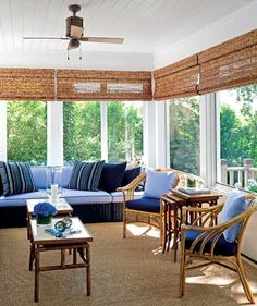 30 Best Sunroom Blinds Images Home