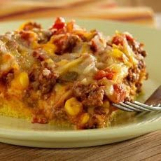 Mexican Casserole - 6.5 Weight Watcher Points Recipe