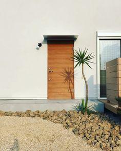 Dog Salon, Garden Entrance, Dry Garden, California Style, Exterior, Architecture, Outdoor Decor, Green, Plants
