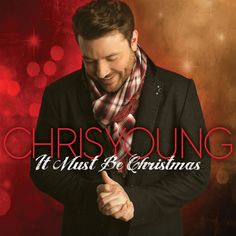Chris Young's new Christmas CD, #ItMustBeChristmas, presale packages are available on his website.  Also, Amazon has autographed copies available for presale! Get yours today!!!