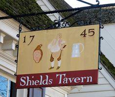 Shields Tavern; Colonial Williamsburg