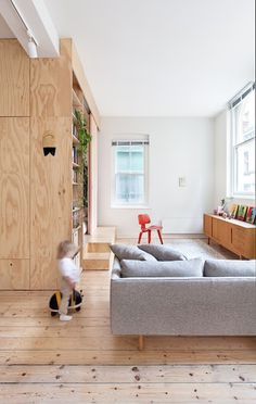 A Tiny Apartment Renovation for a Growing Family in Melbourne   Dwell