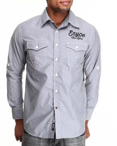 Enyce   Reeves L/S Button-Down. Get it at DrJays.com