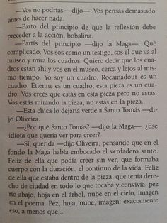 Rayuela, J. Cortazar, La Maga <3