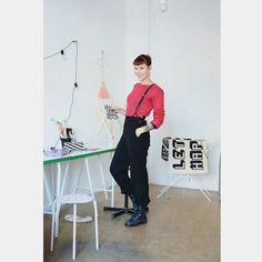 いいね!767件、コメント21件 ― Molla Millsさん(@molla.mills)のInstagramアカウント: 「HELLOOOO from the new Berlin work studio!! Got my own room with a window, got a lot of light and…」