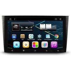 """9"""" Quad Core Android 6.0 1024X600 Car Radio DVD GPS Navigation Central Multimeida for Honda CRV CR-V 2009 2010 2011 3G WIFI DVR #Affiliate"""