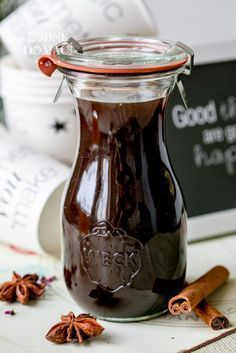 "Zázvorový sirup ""cola"" 