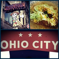 Ohio city burrito!
