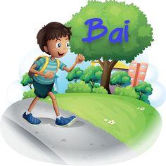 Go | Mi ta bai kana - I go walking! For translation services contact us at info@henkyspapiamento.com  #papiamentu #papiaments #papiamento #creole #language #curacao #bonaire #aruba  #caribbean #go #gaan #ir #irse More learning materials available at henkyspapiamento.com