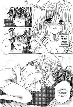 Kobayashi ga Kawai Sugite Tsurai Emoticono kiki #manga #shoujo
