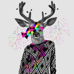 Kris Tate – Experimental Geometric Artist