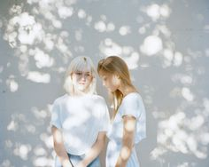 ' Morning Light 'Irie Calkins & Mariya Melnyk @ Photogenics por Arielle Manesh ph.