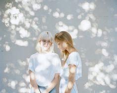 ' Morning Light 'Irie Calkins & Mariya Melnyk @ Photogenics por Arielle Manesh ph.