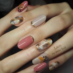"4 mentions J'aime, 1 commentaires - Lien~リアン Aoi K (@lien.nail_salon) sur Instagram : ""Maiko chan♡ . 白濁べっ甲✨ よくでます♡ #TRÏNE#Bonnail#nail#nailart #gelnail#gelnails#autumnnails…"""