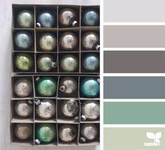 holiday hues | design seeds | Bloglovin'