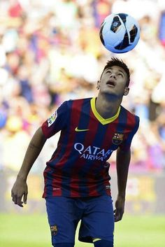 Neymar on Barcelona!!!:D