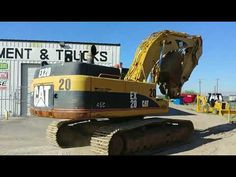 FOR SALE 2006 CAT 345CL Used Equipment, Heavy Equipment, Heavy Machinery, Sale Promotion, Sams, Online Marketing, Construction, Building