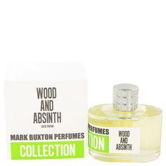 Wood And Absinth Perfume by Mark Buxton 3.4 oz / 100 ml (Unisex)